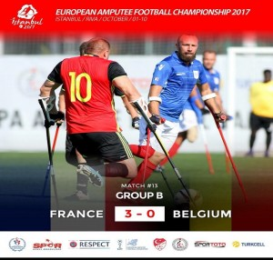 France - Belgique 2017