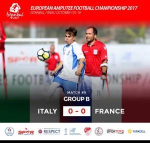 Italie - France 2017