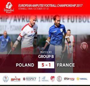 Pologne France 2017